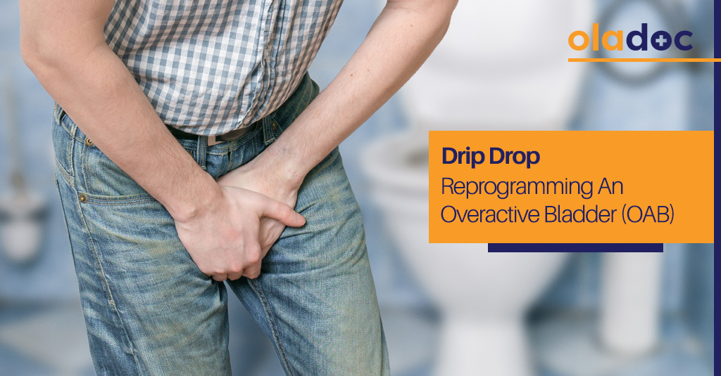 treatments for an overactive bladder