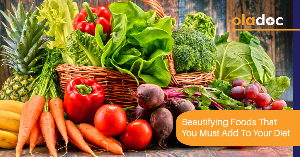6 Beautifying Foods You Must Be Eating Now!