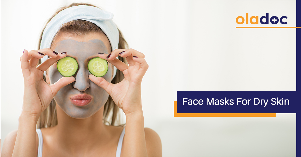 3 Face Masks for Dry Skin That You Can Make in Your Kitchen!