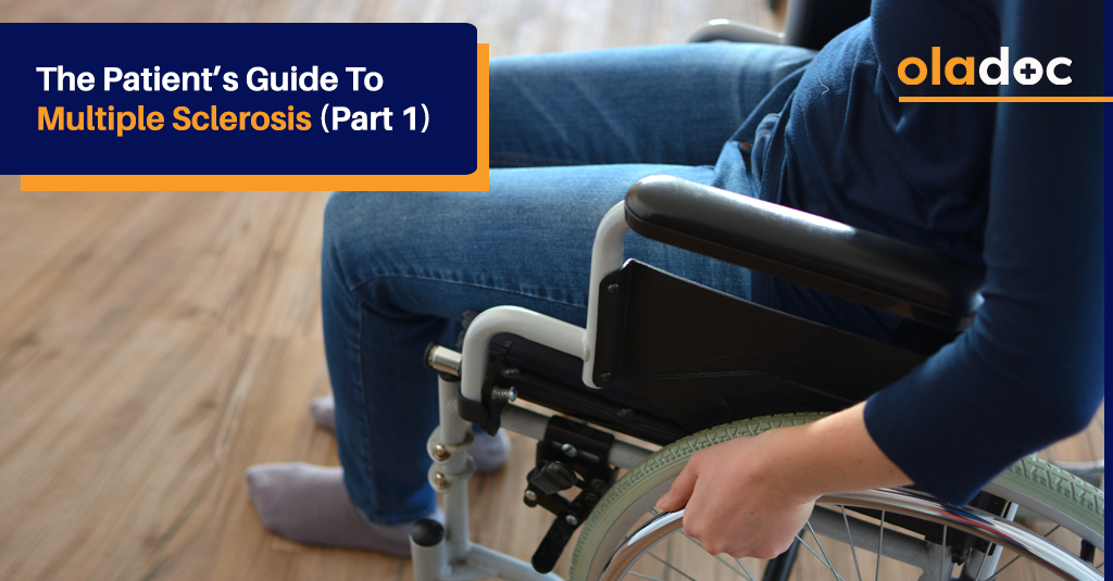 The Patient's Guide to Multiple Sclerosis (Part 1)