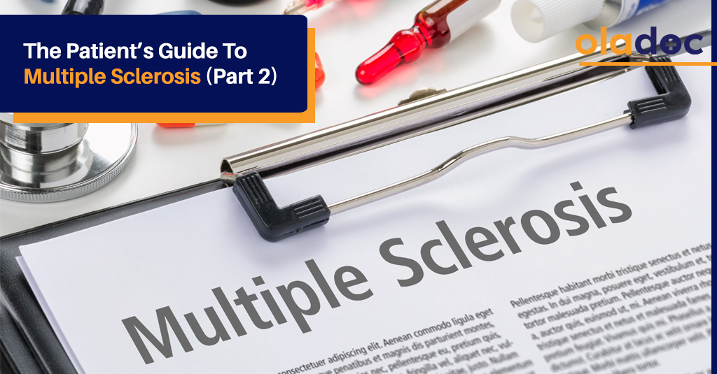 The Patient's Guide to Multiple Sclerosis (Part 2)