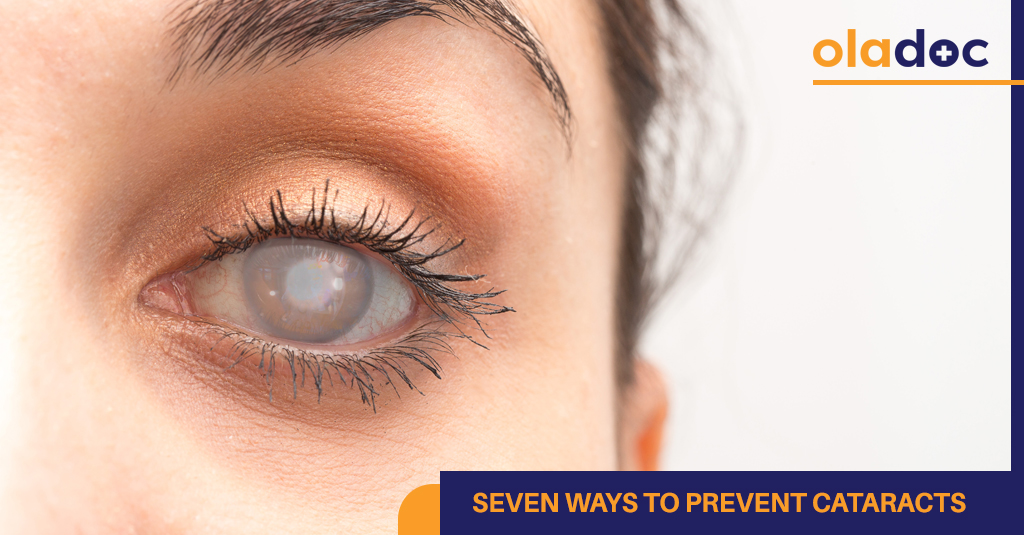 ways to prevent cataracts