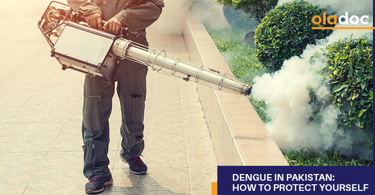Dengue in Pakistan: How to Protect Yourself?