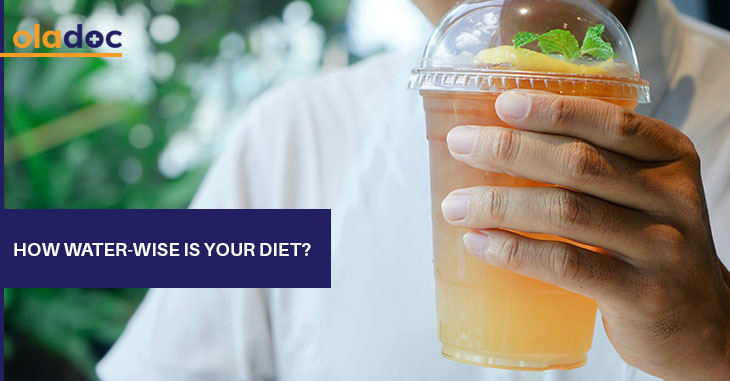 how-water-wise-is-your-diet