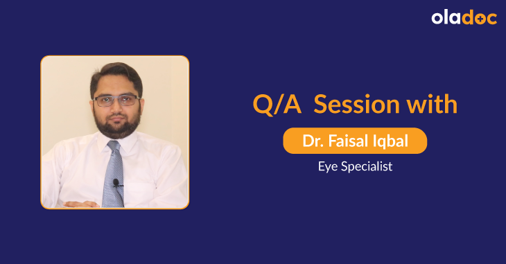 Eye Injury And Its Treatment: Q And A With Dr. Faisal Iqbal